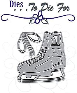 Dies ... to die for metal craft cutting die - Ice hockey Skate