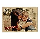 Werbetreff Gera Foto auf Holz gedruckt Birkenholztafel Fotodruck Fotogeschenk Hochzeit Geburtstag Geschenk Valentinstag Muttertagsgeschenk Familienfoto