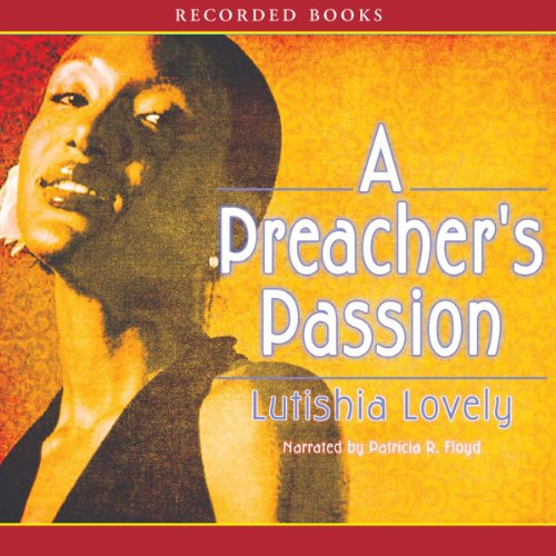 A Preacher's Passion audiobook cover art