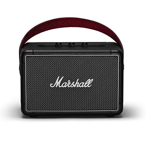 Marshall Kilburn II Portable Bluetooth Speaker - Black (1002634)