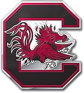 south carolina gamecock car decals