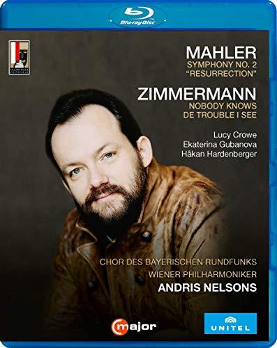 Andris Nelsons dirige. [Blu-ray]