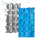 Cool it Flexible Reusable Ice Cooler Freezer Pack Cubes Lunch Box Picnic Bbq Camping