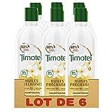 Timotei Shampoo Damenöl, für trockenes und stumpfes Haar ,6er-Pack (6x300ml))