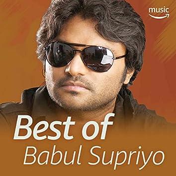 Best of Babul Supriyo