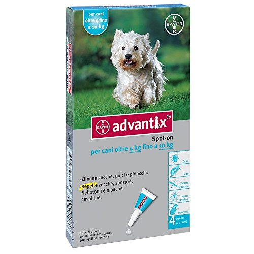 Advantix, antiparassitari, Multicolor, Talla única