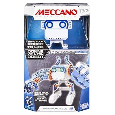 Meccano Micronoid Model Kit