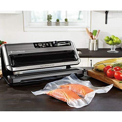 Foodsaver, Black/Silver FM5480 2in1 Food Preservation System, reg