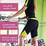 Zoom IMG-2 veofit pantaloncini per sudorazione dimagranti