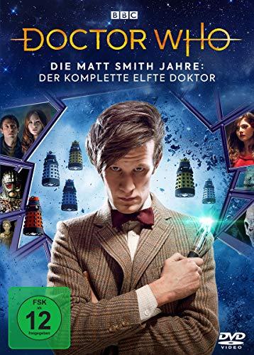 Doctor Who - Die Matt Smith Jahre: Der komplette 11. Doktor (21 Discs)