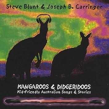 Kangaroos & Didgeridoos: Kid-Friendly Australian Songs & Stories