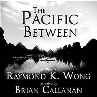 The Pacific Between audiobook cover art