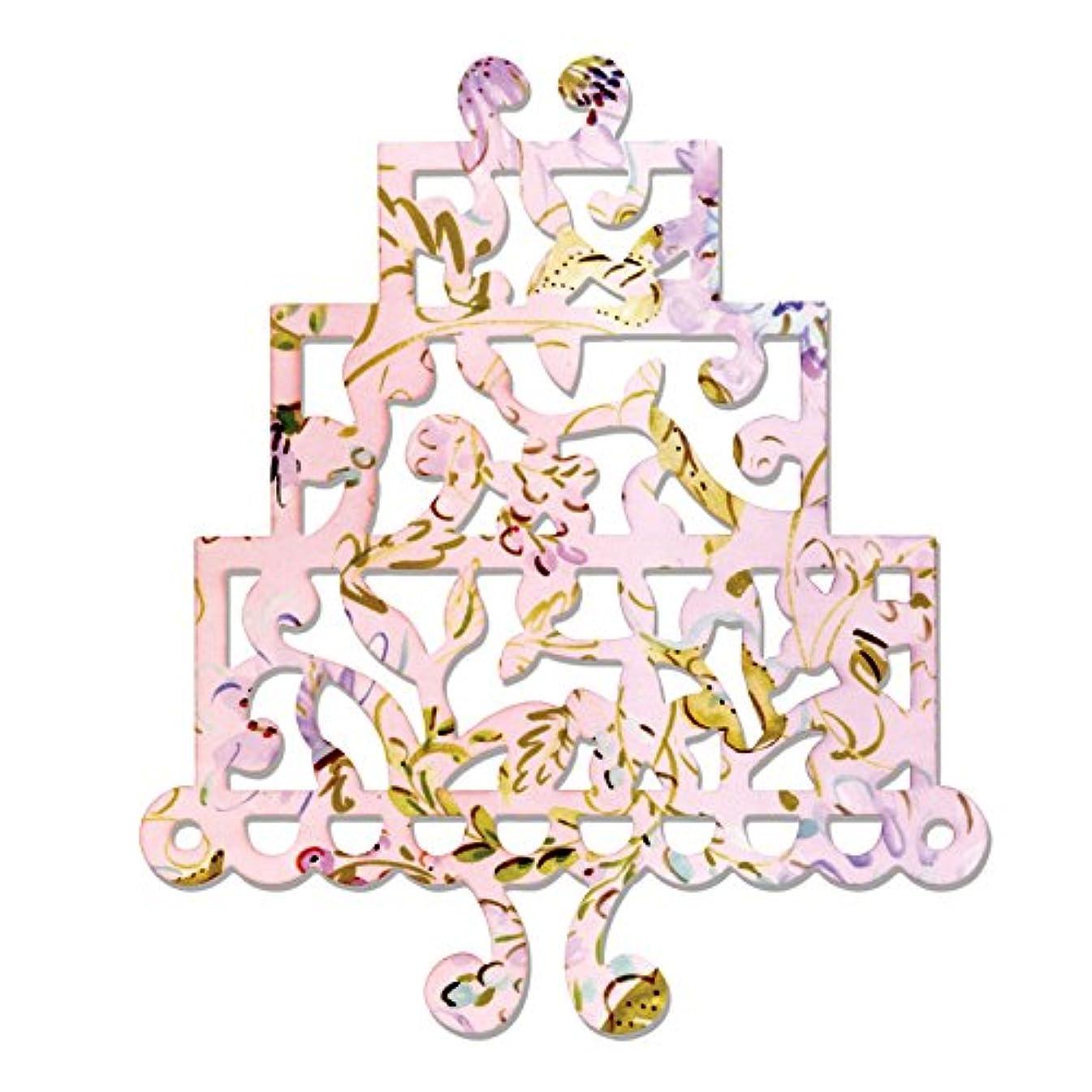 Sizzix Thinlits Die - Cake, Three Tier