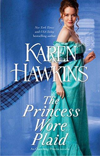 The Princess Wore Plaid: A Novella (The Oxenburg Princes) (English Edition)