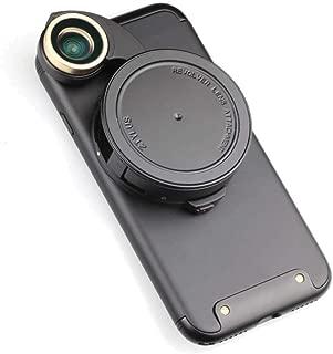 Ztylus 4-in-1 Revolver Lens Smartphone Camera Kit for Apple iPhone 7: Super Wide Angle, Macro, Fisheye, CPL, Protective Case, Phone Camera, Photo Video