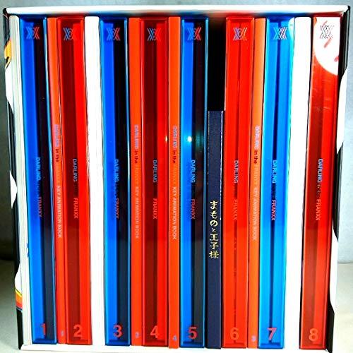 ダーリンインザフランキス ダーリンインザフランキス 全巻1~8巻セット 完全生産限定版 Blu-ray BD+収納BOX