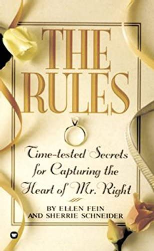 The Rules TM Time Tested Secrets for Capturing the Heart of Mr Right product image