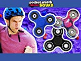 Speak Out, Real vs. Fake Toys, and Fidget Spinner Rock Wall!