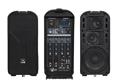 Proel Freepack65LT - Sistema audio combinato