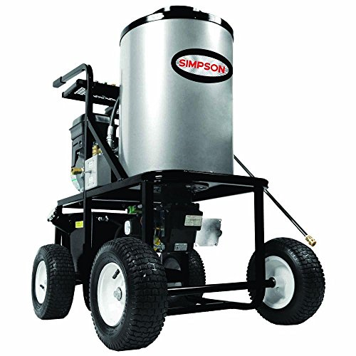 SIMPSON Cleaning KB3028 King Brute 12 Volt Burner System Hot...