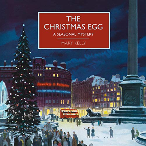 The Christmas Egg audiobook cover art