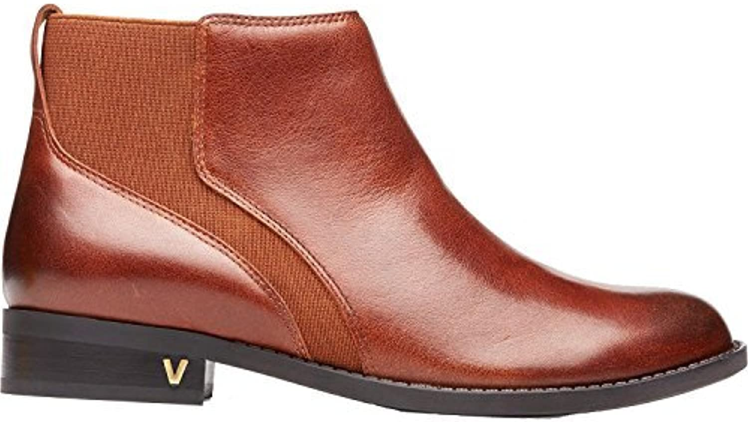 Vionic Women's Thatcher Ankle Boot in Chocolate
