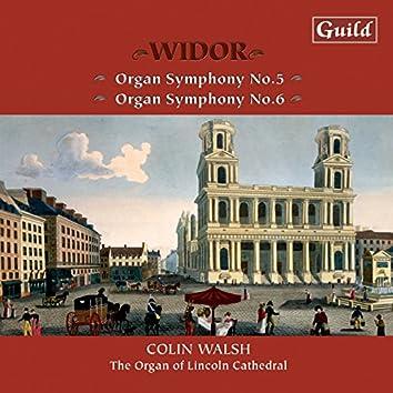 Widor: Organ Symphonies No. 5 & 6