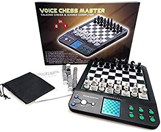 pavilion talking electronic chess