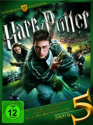 Harry Potter und der Orden des Phönix (Ultimate Edition, 3 Discs)