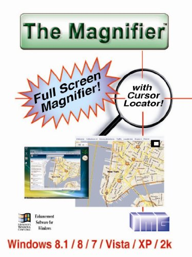 The Magnifier - Full Screen Software Magnifier [Download]