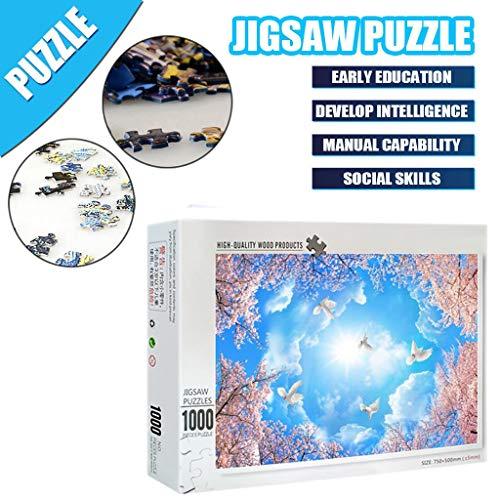 1000 pièces Puzzles pour adultes...