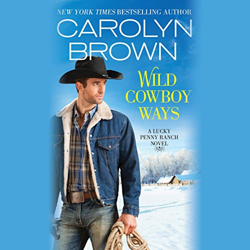 Wild Cowboy Ways audiobook cover art