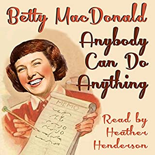 Anybody Can Do Anything cover art