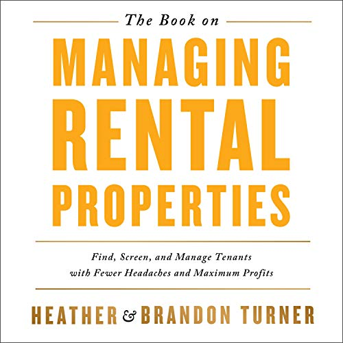 Page de couverture de The Book on Managing Rental Properties
