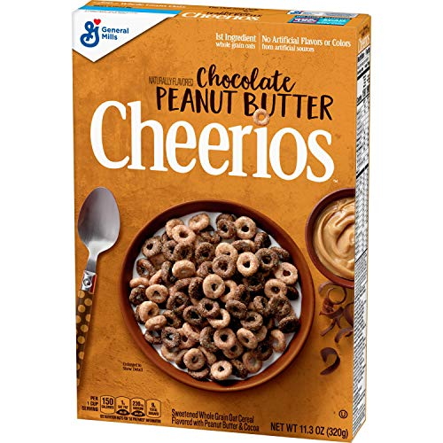 CEREALES CHEERIOS CHOCOLATE PEANUT BUTTER