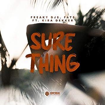 Sure Thing (feat. Kira Dekker)