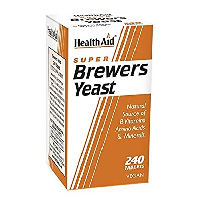 HealthAid Brewers Yeast - 240 Tablets