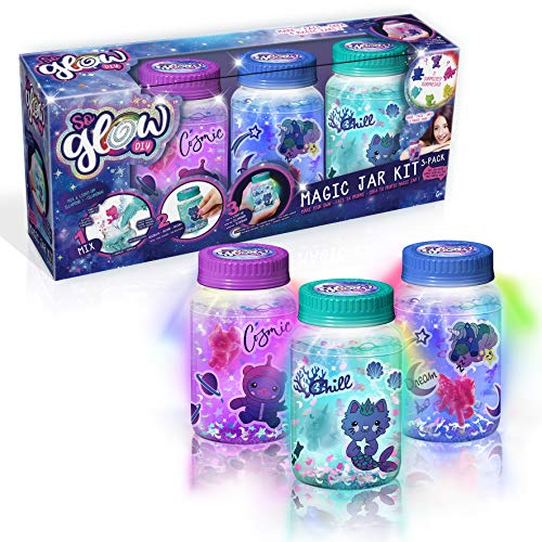 Canal Toys Amazon ES1 Magic JAR 3 Pack