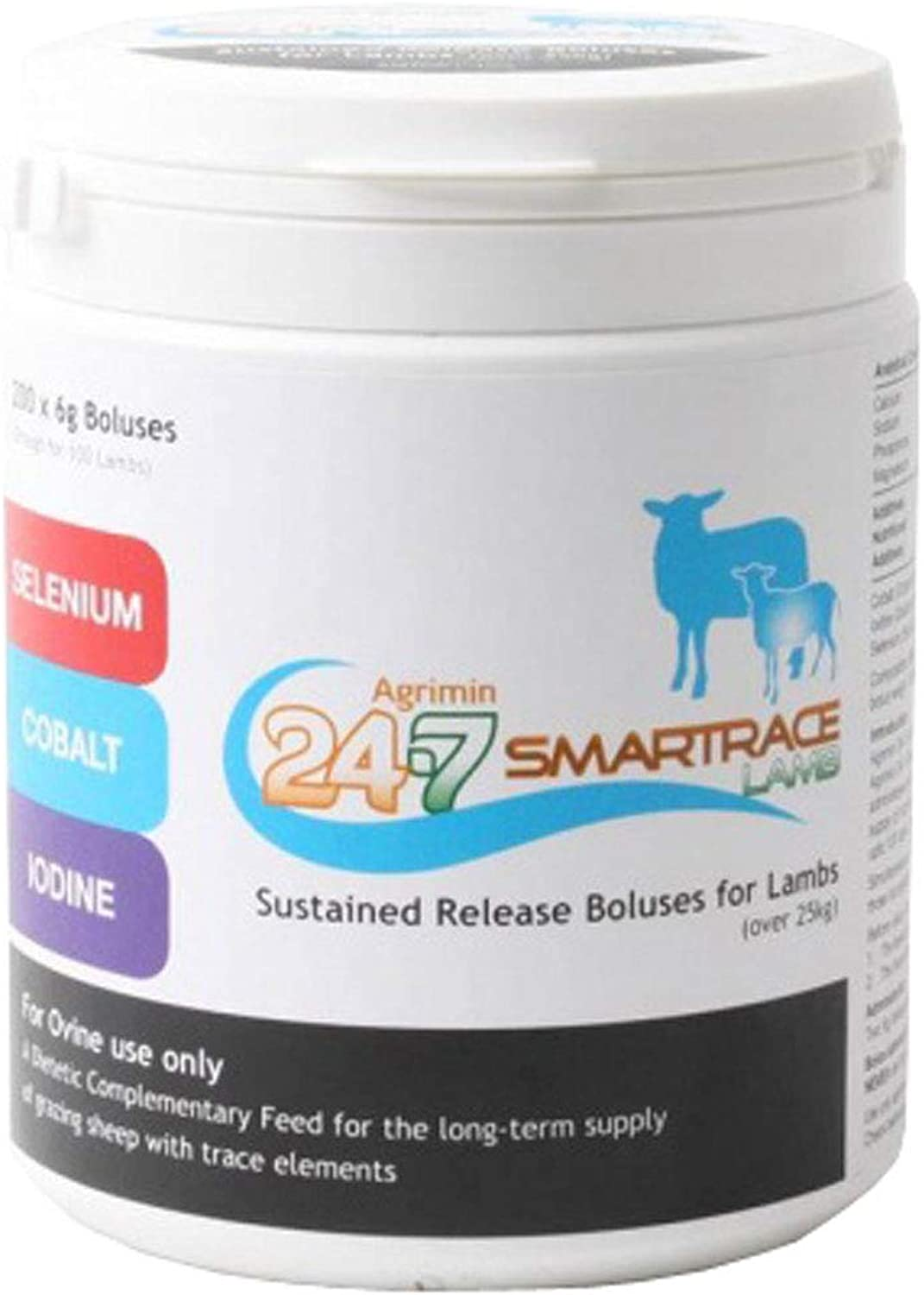 Agrimin 247 Copper Capsules For Lambs