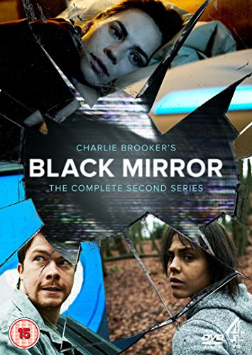 Charlie Brooker's Black Mirror - Series 2 [DVD] [Reino Unido]