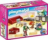 Playmobil 70207 Dollhouse Gemütliches Wohnzimmer, ab 4 Jahren, bunt, one Size