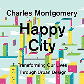 Happy City audiobook cover art