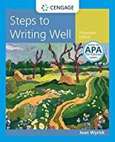 Steps to Writing Well 2016: MLA Update