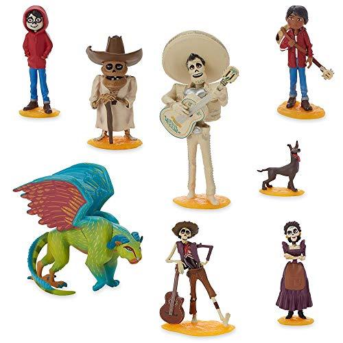 Disney Pixar Coco Deluxe Figure Play Set