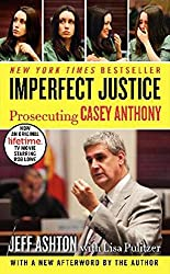book cover of Imperfect Justice - books set in Florida