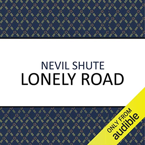 Lonely Road audiobook cover art