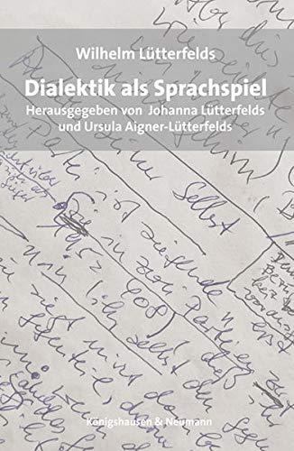 Dialektik als Sprachspiel