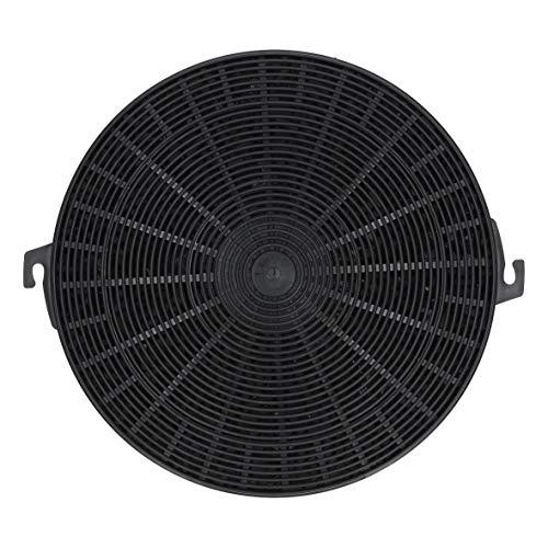 DL-pro Kohlefilter für Whirlpool 484000008635 Wpro CHFD211/1 Electrolux 9029793826 T211 Candy 49018368 Dunstabzugshaube