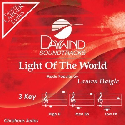 Light Of The World by Lauren Daigle