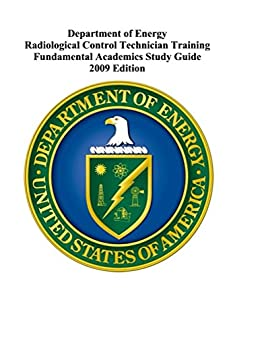 DOE RCT Core Study Guide by [Department Energy]